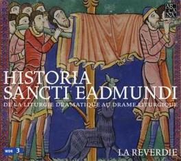 HISTORIA SANCTI EADMUNDI Audio CD, LA REVERDIE, CD