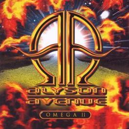 OMEGA Audio CD, ALYSON AVENUE, CD