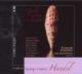 GIULIO CESARE IN EGITTO IL CONCENTO ECCLESIASTICO/LUCA FRANCO FERRARI Audio CD, G.F. HANDEL, CD