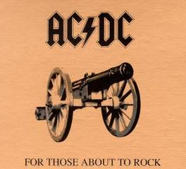 FOR THOSE ABOUT TO ROCK FANPACK INCL. STICKER/BADGE/GUITAR PICK/KEYRING/TATTOO Audio CD, AC/DC, CD