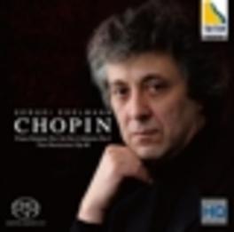 SERGEI EDELMANN PLAYS CHO F. CHOPIN, CD