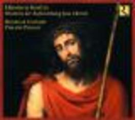 HISTORIA DER AUFERSTEHUNG RICERCAR CONSORT/PHILIPPE PIERLOT Audio CD, H. SCHUTZ, CD