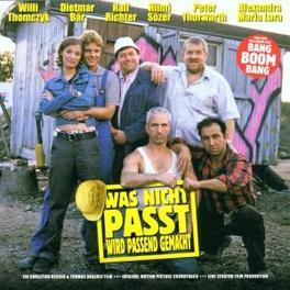 WAS NICHT PASST WIRD.. ..PASSEND GEMACHT -W/SUPERFLY 69/VILLAGE PEOPLE/ORANGE. Audio CD, OST, CD