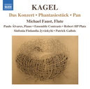 DAS KONZERT:WORKS FOR FLU SINFONIA FINLANDIA/MICHAEL FAUST