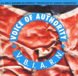 VERY BIG IN AMERICA Audio CD, VOICE OF AUTHORITY, CD