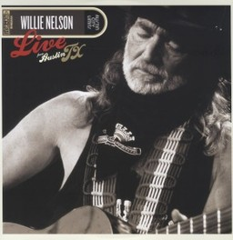 LIVE FROM AUSTIN WILLIE NELSON, LP