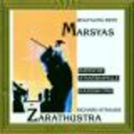 MARSYAS/ZARATHUSTRA W/BADISCHE STAATSKAPELLE, KAZUSHI ONO Audio CD, RIHM/STRAUSS, CD