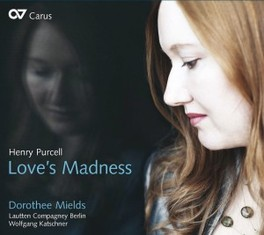 LOVE'S MADNESS DOROTHEE MIELDS H. PURCELL, CD