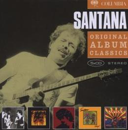 ORIGINAL ALBUM CLASSICS 2 INNER SECRETS/MARATHON/ZEBOP!/SHANGO/FREEDOM Audio CD, SANTANA, CD