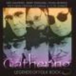 GATHERING - LEGENDS OF.. .. FOLK ROCK, BRITISH FOLK ROCK PROJECT Audio CD, GATHERING UK, CD