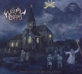 DETERMINED DAMNATION Audio CD, WOLFCHANT, CD