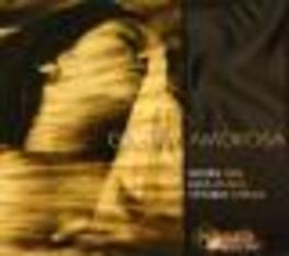 GUERRA AMOROSA WORKS BY PURCELL/HANDEL... Audio CD, NIGL/PIANCA/GHIELMI, CD