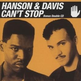 CAN'T STOP + BONUS CD HANSON & DAVIS, CD