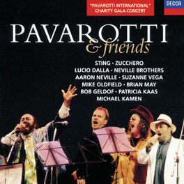 AND FRIENDS Audio CD, LUCIANO PAVAROTTI, CD