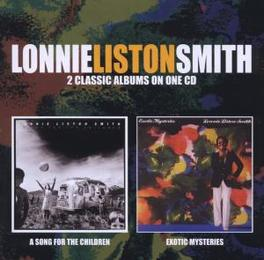A SONG FOR THE.. .. CHILDREN/EXOTIC Audio CD, LONNIE SMITH, CD