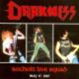 LIVE OVER BOCHOLT GERMAN DARKNESS Audio CD, DARKNESS, CD