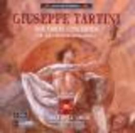 VIOLIN CONCERTOS V.14 L'ARTE DELL'ARCO/GIOVANNI GUGLIELMO Audio CD, G. TARTINI, CD