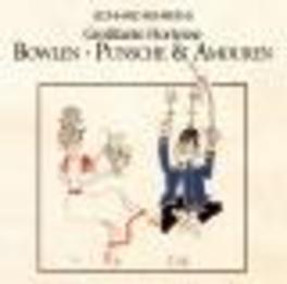 BOWLEN, PUNSCHE UND.. .. AMOUREN-REZ/ LEONHARD REINIRKENS Audio CD, AUDIOBOOK, CD