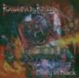 DIARY IN BLACK -LTD- 3D COVER Audio CD, RAWHEAD REXX, CD