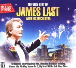 VERY BEST OF JAMES LAST MY KIND OF MUSIC JAMES LAST, CD