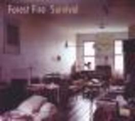 SURVIVAL Audio CD, FOREST FIRE, CD