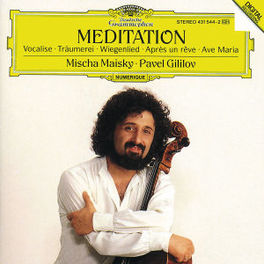 MEDITATION MISCHA MAISKY Audio CD, MISCHA MAISKY, CD