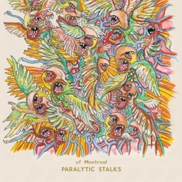 PARALYCTIC STALKS -HQ- 180 GRAM 2LP ON YELLOW VINYL OF MONTREAL, Vinyl LP