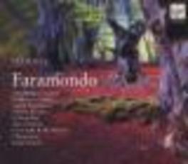 FARAMONDO PHILIPPE JAROUSSKY Audio CD, G.F. HANDEL, CD