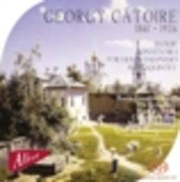 ELEGIE/SONATAS BORIS TSOUKKERMAN, IVO BOYTCHEV Super Audio CD Hybride, G. CATOIRE, CD
