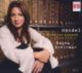 DIE KLAVIERSUITEN KEYBOARD SUITES // RAGNA SCHIRMER Audio CD, G.F. HANDEL, CD