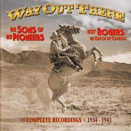 COMPLETE COMMERCIAL.. .. RECORDINGS 1934-1943//LP FORMAT + 160PAGE BOOK Audio CD, ROY ROGERS, CD