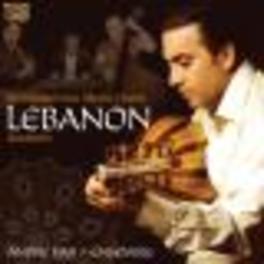 INSTRUMENTAL MUSIC FROM.. .. LEBANON Audio CD, HAJI, ANDRE & ENSEMBLE, CD