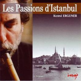 LES PASSIONS D'ISTANBUL Audio CD, KUDSI ERGUNER, CD