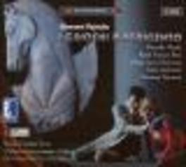 I GIUOCHI D'AGRIGENTO ORCH.INTERNAZ.D'ITALIA/G.B. RIGON Audio CD, G. PAISIELLO, CD