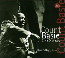 BASIE'S BAG OF SWING ...AND HIS ORCHESTRA Audio CD, COUNT BASIE, CD