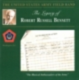 LEGACY OF ROBERT RUSSELL US ARMY FIELD BAND, CD