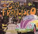 LET'S GO TO SAN FRANSISCO WDONOVAN/J.HENDRIX/E.BURDON/MELANIE/THREE DOG NIGHT