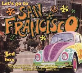 LET'S GO TO SAN FRANSISCO WDONOVAN/J.HENDRIX/E.BURDON/MELANIE/THREE DOG NIGHT Audio CD, V/A, CD