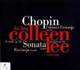 POLONAISE-FANTASY COLLEEN LEE/KA LING Audio CD, F. CHOPIN, CD