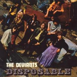 DISPOSABLE LOST 2ND ALBUM, FEAT. DICK HECKSTALL Audio CD, DEVIANTS, CD