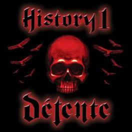 HISTORY I DETENTE Audio CD, DETENTE, CD