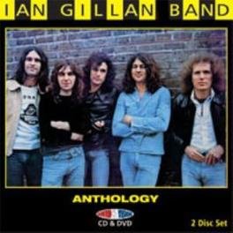 ANTHOLOGY-SOUND & VISION Audio CD, GILLAN, IAN -BAND-, CD