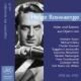 ARIEN & SZENEN AUS OPERN HELGE ROSWAENGE Audio CD, R. LEONCAVALLO, CD