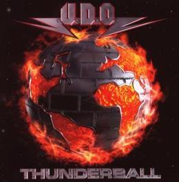 THUNDERBALL Audio CD, U.D.O., CD