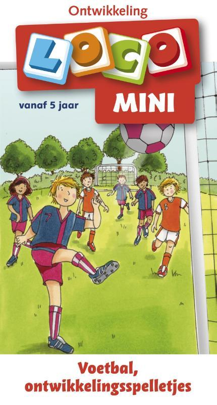 Mini Loco Voetbal Ontwikkelingsspelletjes