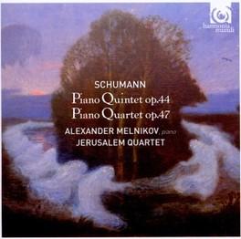 PIANO QUINTET OP.44 JERUSALEM QUARTET R. SCHUMANN, CD