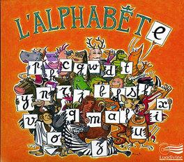 L'ALPHABETE BY PIERRE JOUISHOMME L'ALPHABETE, CD