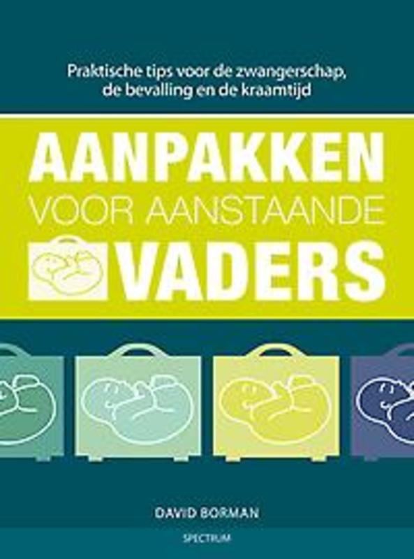 Aanpakken voor aanstaande vaders praktische tips voor de zwangerschap, de bevalling en het kraambed, David Borman, Paperback