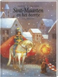 Sint-Maarten en het beertje M. Dusikova, Hardcover