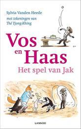 Het spel van Jak Vos en Haas, Sylvia Vanden Heede, Hardcover